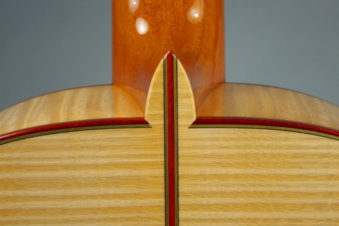 Maple Guitar Heel