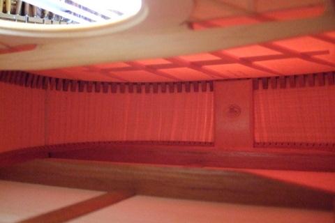 Guitar interior 1