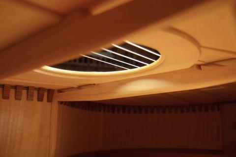 Guitar interior 3